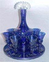 Marker: New Martinsville Glass Co